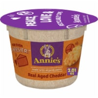 Annie's™ Real Aged Cheddar Macaroni and Cheese - 2.01 oz