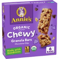 Annies Organic Chewy Chocolate Chip Granola Bars