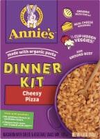 Annie's One-Pot Pasta Pizza Mac with Hidden Veggies