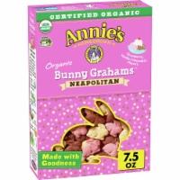 Annie's Organic Neapolitan Bunny Grahams