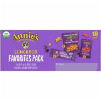 Annie's Organic Lunchbox Favorites Snack Variety Pack 18 Count
