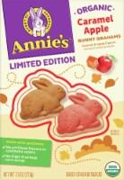 Annie's Organic Caramel Apple Bunny Grahams - 7.5 oz