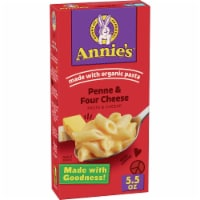 Annie's Homegrown Organic Penne & Four Cheese Macaroni & Cheese