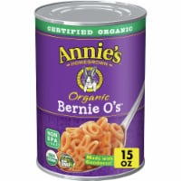 Annie's Organic Bernie O's Pasta In Tomato & Cheese Sauce