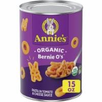 Annie's Organic Bernie O's Pasta In Tomato & Cheese Sauce - 15 oz