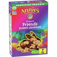 Annie's Homegrown Organic Friends Bunny Grahams