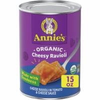 Annie's Organic Cheesy Ravioli - 15 oz