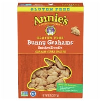 Annie's Bunny Grahams Gluten Free SnickerDoodle Graham Style Snacks