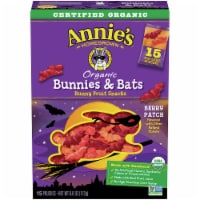 Annie's Homegrown Organic Bunnies & Bats Berry Patch Fruit Snacks 15 Count