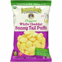 Annie's White Cheddar Bunny Tail Puffs