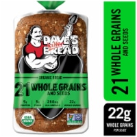 Dave's Killer Bread Organic 21 Whole Grain Bread