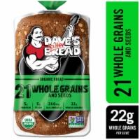 Dave's Killer Bread® Organic 21 Whole Grain Bread - 27 oz