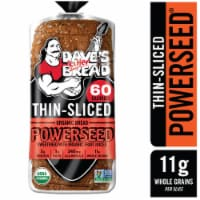 Dave's Organic Thin-Sliced Powerseed Killer Bread
