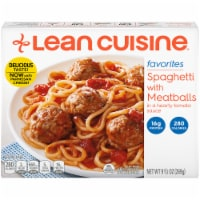 Lean Cuisine Favorites Spaghetti With Meatballs Frozen Meal