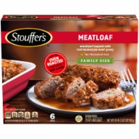 Stouffer's Family Size Meatloaf Frozen Meal