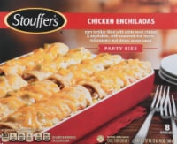 Stouffer's Party Size Chicken Enchiladas Frozen Meal