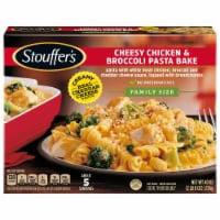 Stouffer's Chicken & Broccoli Pasta Bake Frozen Meal Family Size - 40 oz