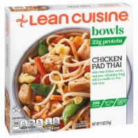 Lean Cuisine High Protein Chicken Pad Thai Noodle Cup Frozen Meal