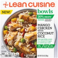 Lean Cuisine Bowls Mango Chicken with Coconut Rice Frozen Meal - 10.86 oz