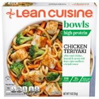 Lean Cuisine Bowls Chicken Teriyaki Frozen Meal