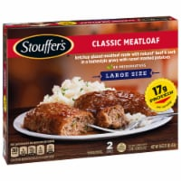 Stouffer's Classic Meatloaf Large Size Frozen Meal