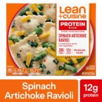 Lean Cuisine Marketplace Spinach Artichoke Ravioli Frozen Meal