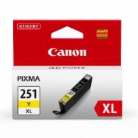 Canon Pixma CLI-251XL Ink Cartridge - Yellow
