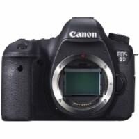 Canon Eos 6d 20.2 Mp Dslr Camera Body Mki