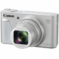 Canon Powershot Sx730 Digital Camera Wi-fi, Nfc, & Bluetooth Enabled (silver)