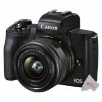 Canon Eos M50 Mark Ii Mirrorless Digital Camera With 15-45mm Lens (black) - 1
