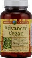 Pure Vegan  Advanced Vegan MultiVitamin