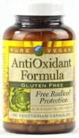 Pure Vegan  AntiOxidant Formula Gluten Free