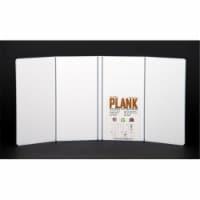 CanCooker SMP1408 8 x 16-Inch Seth McGinn's Plank Foldable Cutting Board, White