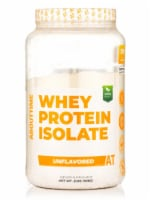 AboutTime Whey Protein Unflavored