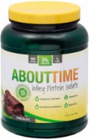 AboutTime Chocolate Whey Protein Isolate
