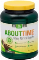 AboutTime Vanilla Whey Protein Isolate