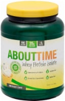 AboutTime Birthday Cake Whey Protein Isolate