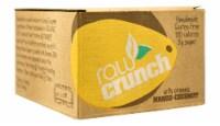Raw Crunch Mango & Coconut Crunch Bars