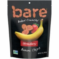 Bare Baked Crunchy Strawberry Banana Chips