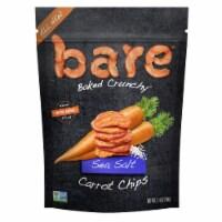 Bare Baked Crunchy Sea Salt Carrot Chips