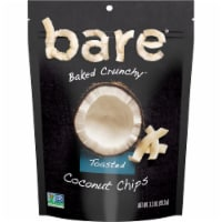 Bare Baked Crunchy Toasted Coconut Chips