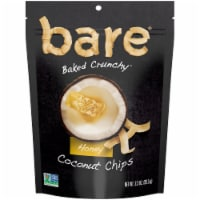 Bare Naturally Baked Crunchy Honey Coconut Chips