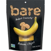 Bare Baked Crunchy Simply Banana Chips