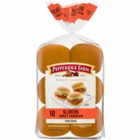 Pepperidge Farm Bakery Classics Sweet Hawaiian Slider Buns 12 Count