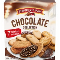 Pepperidge Farm Chocolate Collection Cookies