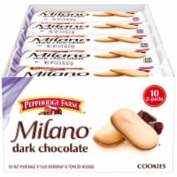 Milano Dark Chocolate Cookie 10 Count