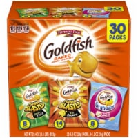 Goldfish Blasted Variety Pack