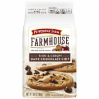 Pepperidge Farm Farmhouse Thin & Crispy Dark Chocolate Chip Cookies