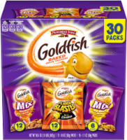Goldfish Mix & Blasted Crackers Variety Pack