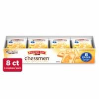 Pepperidge Farm Chessman Cookie Packs - 8 ct / 0.9 oz
